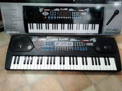 Lijin 54 Key Electronic Stage Piano Keyboard (BK)