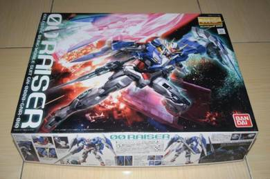 Gundam MG 1/100 Gundam 00 Raiser Bandai