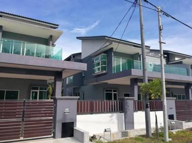 Ayer Tawar, 2 storey Semi-D House( New)