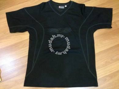Lotto shirts shot sleeve Black