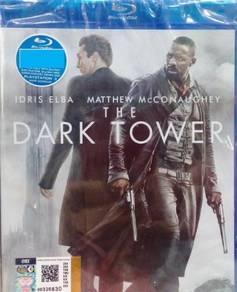 Blu-ray The Dark Tower Idris Elba Matthew McConaug