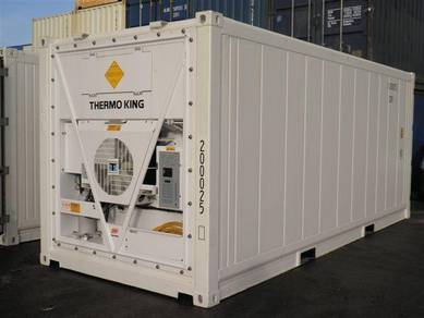 T.King Reefer Container 20'