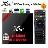 Android TV X96W 2/16gb Android V7