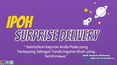 Surprise tanjung rambutan delivery