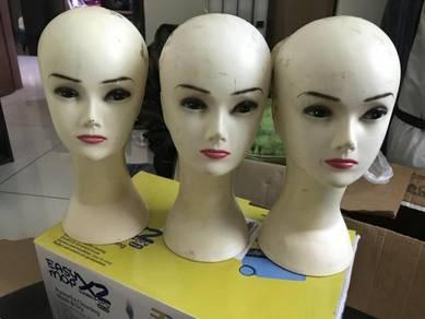 Kepala patung