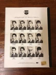 Exo 1st album (xoxo)