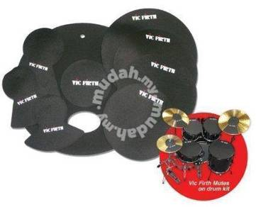 Vic Firth MutePP6, Drum and Cymbal Mutes Pack