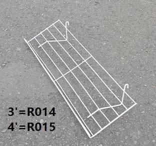 Netting shoe rack 3'