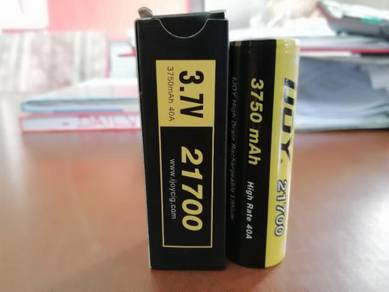 ORIGINAL ijoy 21700 Battery