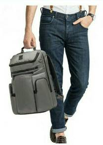 Delsey ciel 2 compartment backpack (3 years warran