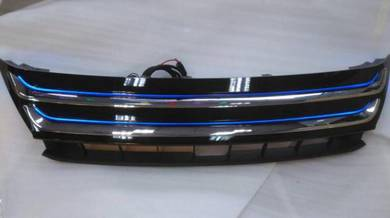 Toyota Harrier Front Grill Modelista