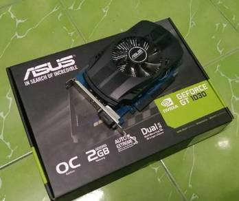 Asus Nvidia GEFORCE GT 1030 2GB