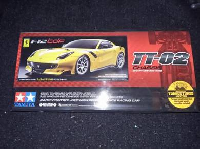 Tamiya tt02 rc car 1/10