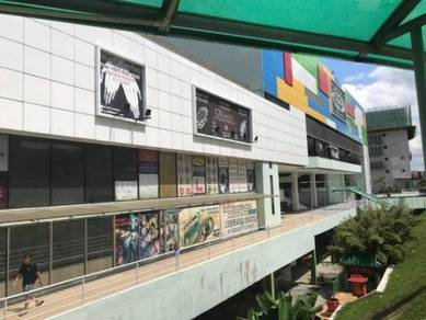 Ground Floor, HOLIDAY PLAZA Shop lot for sale