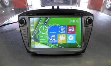 Hyundai Tucson IX 35 FULL HD Dvd Gps Player