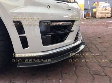 VW Golf Mk5 Mk6 Mk7 GTI R Front Lip Bodykit Skirt