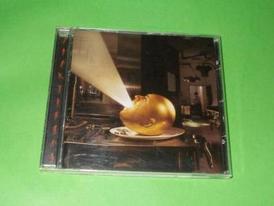 CD THE MARS VOLTA: De-Loused in Comatorium Album