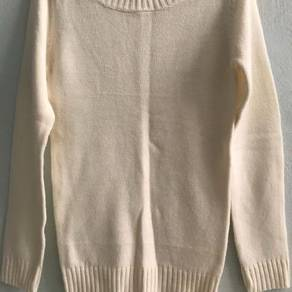 Sweater in beige