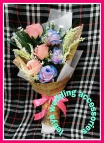 Bouquet fake flower
