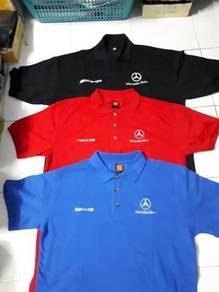 T.shirt Polo,Roundneck, Cap(topi) Mercedes & Bmw