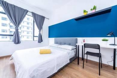 Rooms for rent Residensi Hijauan Subang West Shah Alam Batu 3 MSU