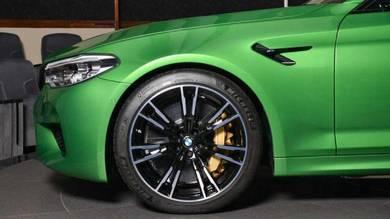 BMW 5-series G30 M Look fender