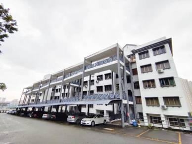 PENTHOUSE Sri Kinabalu Condo Wangsa Maju (Duplex) For Sale