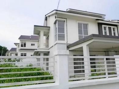 [Corner Unit] Brand New Corner House Taman Dato Demang Seri Kembangan