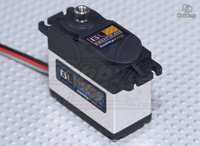 Hobbyking BL-89601 Digital Brushless MG HV Servo