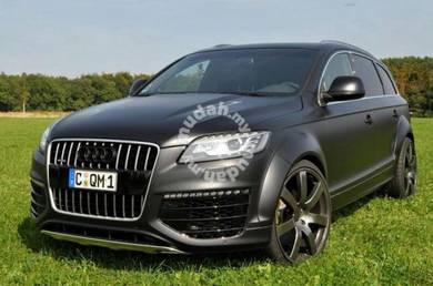 Audi Q7 Q5 ENGINE REPAIR OR SERVICE