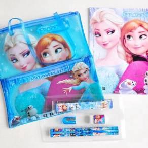 Style Charming Frozen Stationery Gift Set