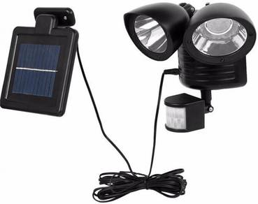 Outdoor Waterproof Security solar Spotlight