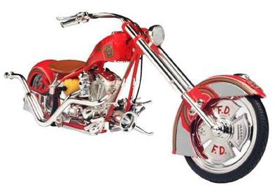 American Chopper-OCC - Fire Department