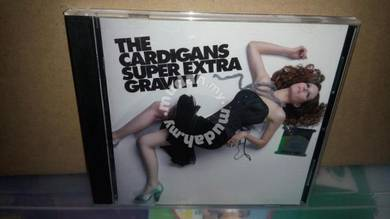 CD The Cardigans - Super Extra Gravity