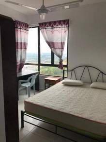 The Height Residence Melaka Master Room For Rent ( Immediate Move in)