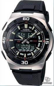 Watch - Casio Active Dial AQ164-1AV - ORIGINAL