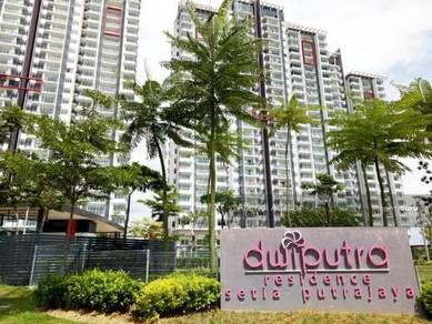 Full furnish dwiputra residence condominium (facing pool) p15