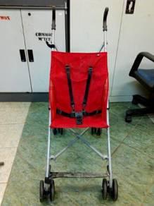 Jualan Kemas Store. Stroller Flexible