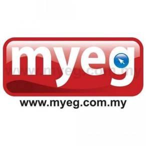 Myeg tukar nama kereta,motor tanpa hadir JPJ