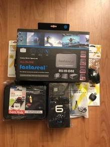 GoPro Hero 6 BLACK bundle