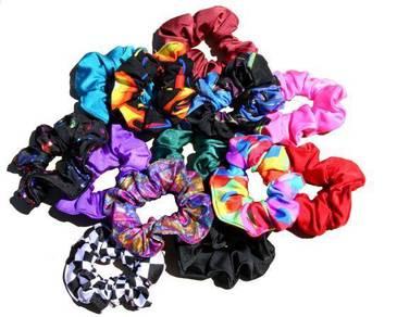 Hair Scrunchies offer