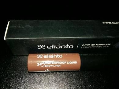 Elianto waterproof liquid brow liner 24HOURS