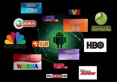 (HD-WATCH 4 LIFE) Android Super tv decoder box