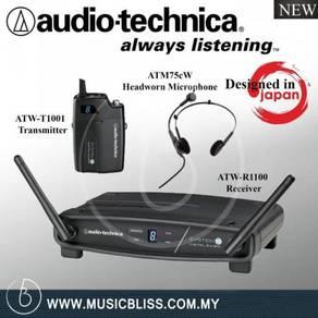 Audio-Technica ATW1101/ATM75cW System 10(Headworn)