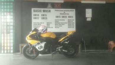 Jentera Yamaha YZF R1 09/14