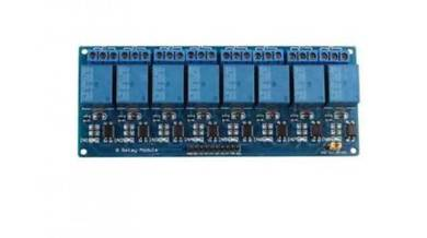 8Channel relay Module-straight