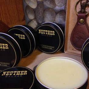 Neuther Balsam Leather Care