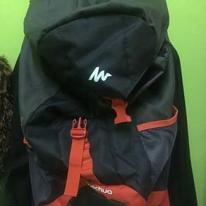 Kasut dan bag hiking