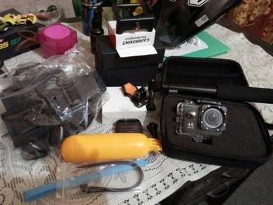 Eken action camera h9r for sale urgent