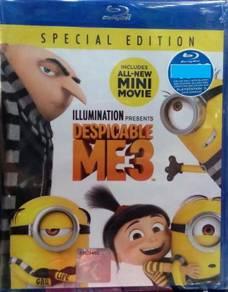 Blu-ray Illumination Despicable Me 3 Special Editi
